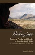 Belongings, by Prof. Laura J. Mitchell